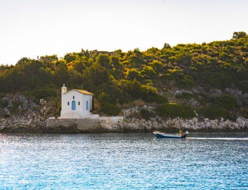 Törnbericht von Athen nach Korfu